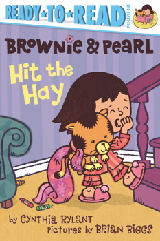 Brownie & Pearl Hit the Hay