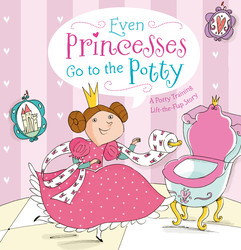 Even Princesses Go to the Potty
