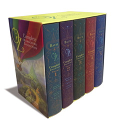 Oz, the Complete Hardcover Collection