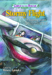 Girls to the Rescue #7—Stormy Flight