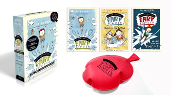 Doctor Proctor's Fart Powder The Fart-tastic Boxed Set