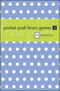 Pocket Posh Brain Games 3