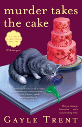 [PocketBooks Blog Tour&Review] Murder Takes The Cake by Gayle Trent