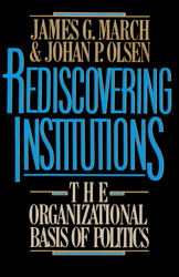 Rediscovering Institutions