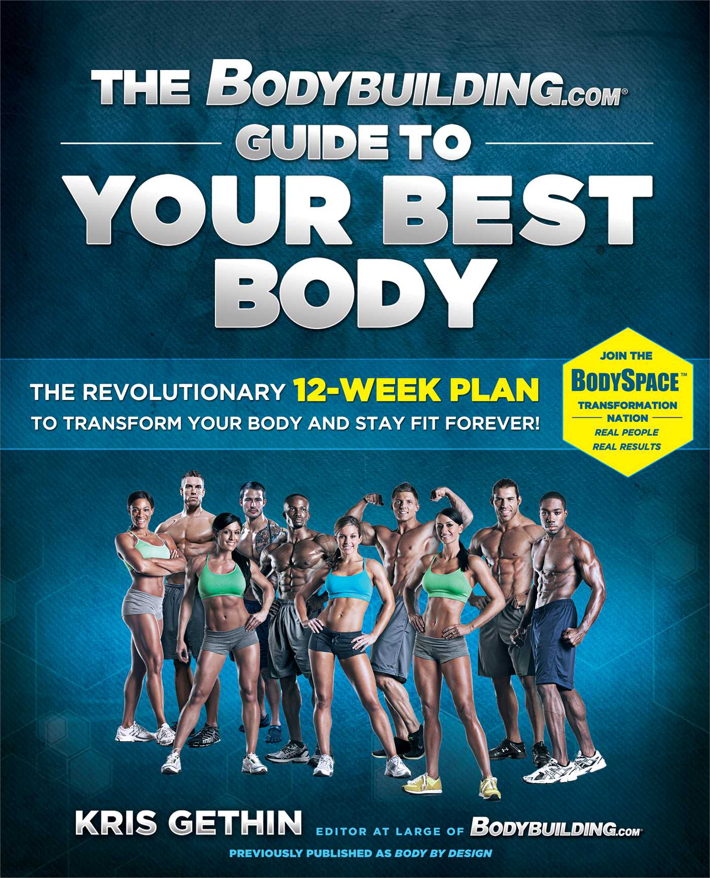 the bodybuilding com guide to your best body book by kris gethin