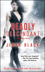 Deadly Descendant book cover