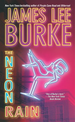 The Neon Rain book cover