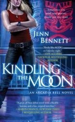 Kindling the Moon book cover