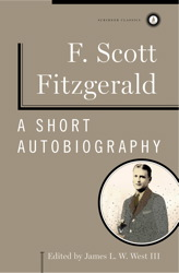 F. Scott Fitzgerald