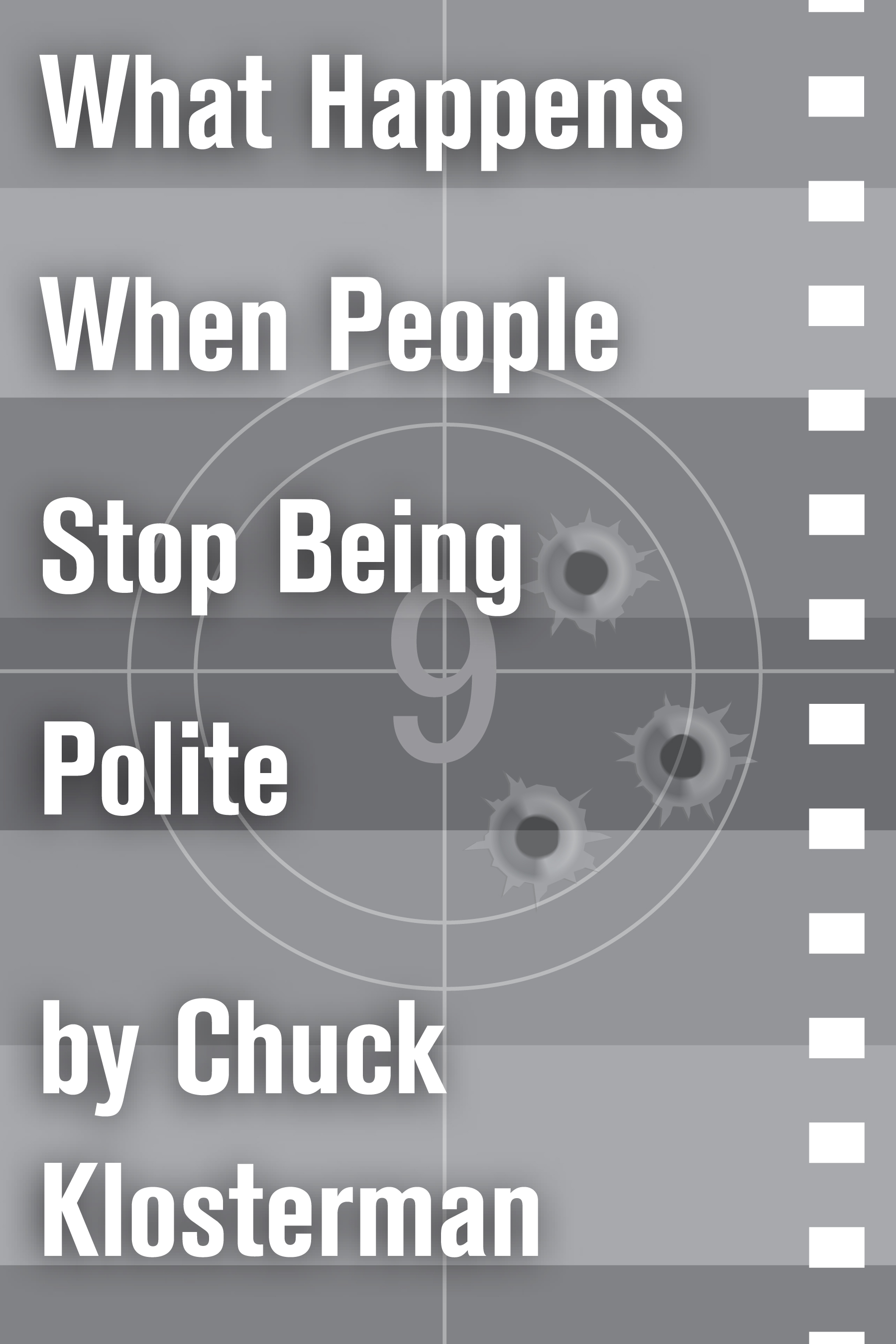 chuck klosterman real world essay Chuck klosterman and relative  it didn't feel like a real problem  for an interesting and enlightening variation on your essay and klosterman's book,.