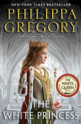 The White Princess book cover