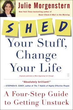 SHED Your Stuff, Change Your Life