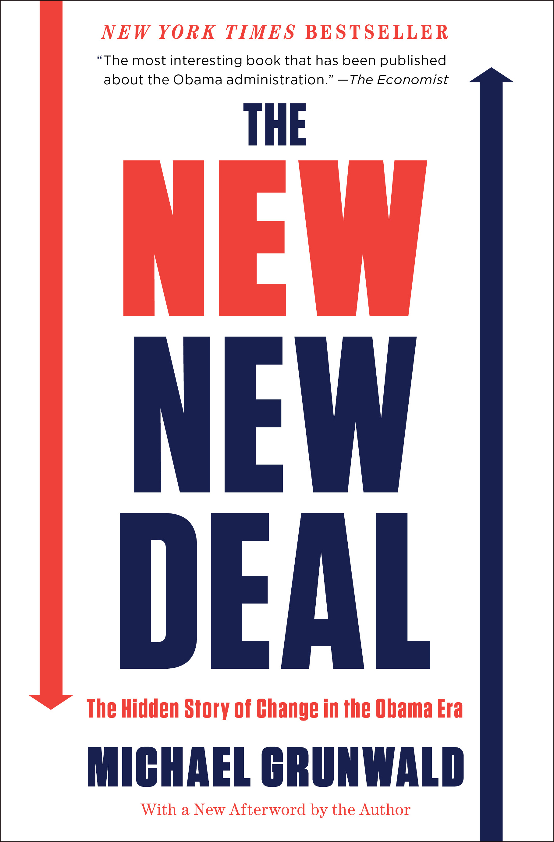 the new deal The economist offers authoritative insight and opinion on international news, politics, business, finance, science, technology and the connections between them.