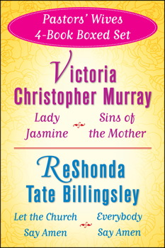 Victoria Christopher Murray and ReShonda Tate Billingsley's Pastors' Wives  4-Bo