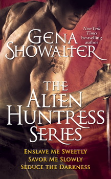 Gena Showalter - The Alien Huntress Series