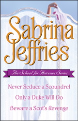 Sabrina Jeffries - The School for Heiresses Series