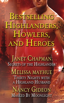Bestselling Highlanders, Howlers, and Heroes: Chapman, Mayhue, and Gideon