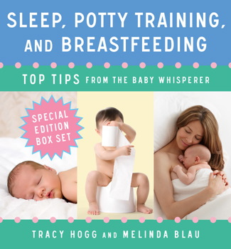 Sleep, Potty Training, and Breast-feeding