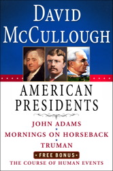 David McCullough American Presidents E-Book Box Set