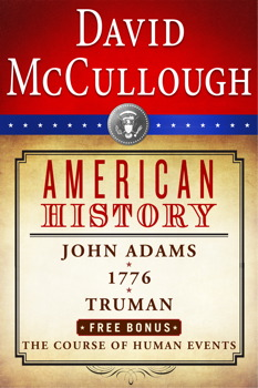 David McCullough American History E-book Box Set