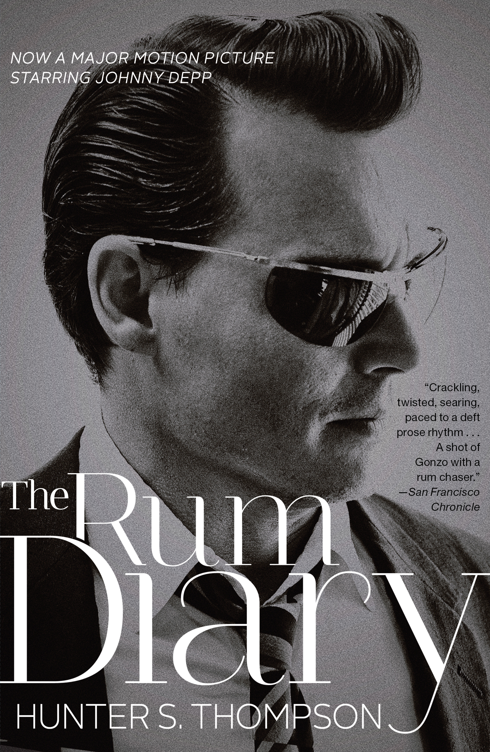 Hunter s thompson official publisher page simon schuster canada book cover image jpg the rum diary madrichimfo Images