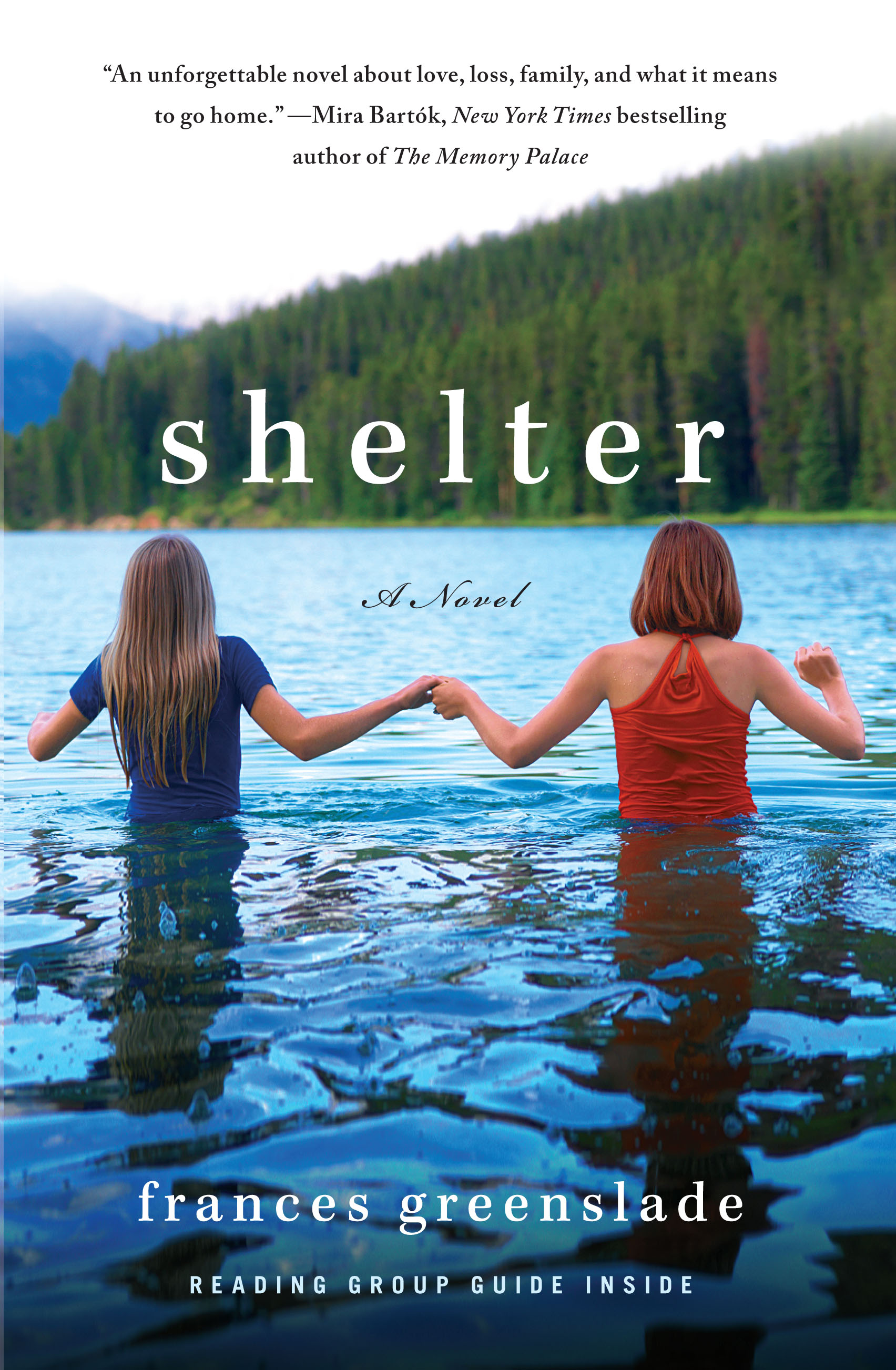Shelter book by frances greenslade official publisher page a novel fandeluxe Ebook collections