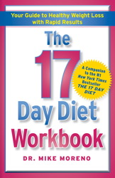 17 Day Diet Workbook