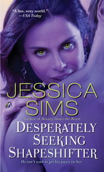 Desperately Seeking Shapeshifter book cover