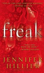 Freak book cover