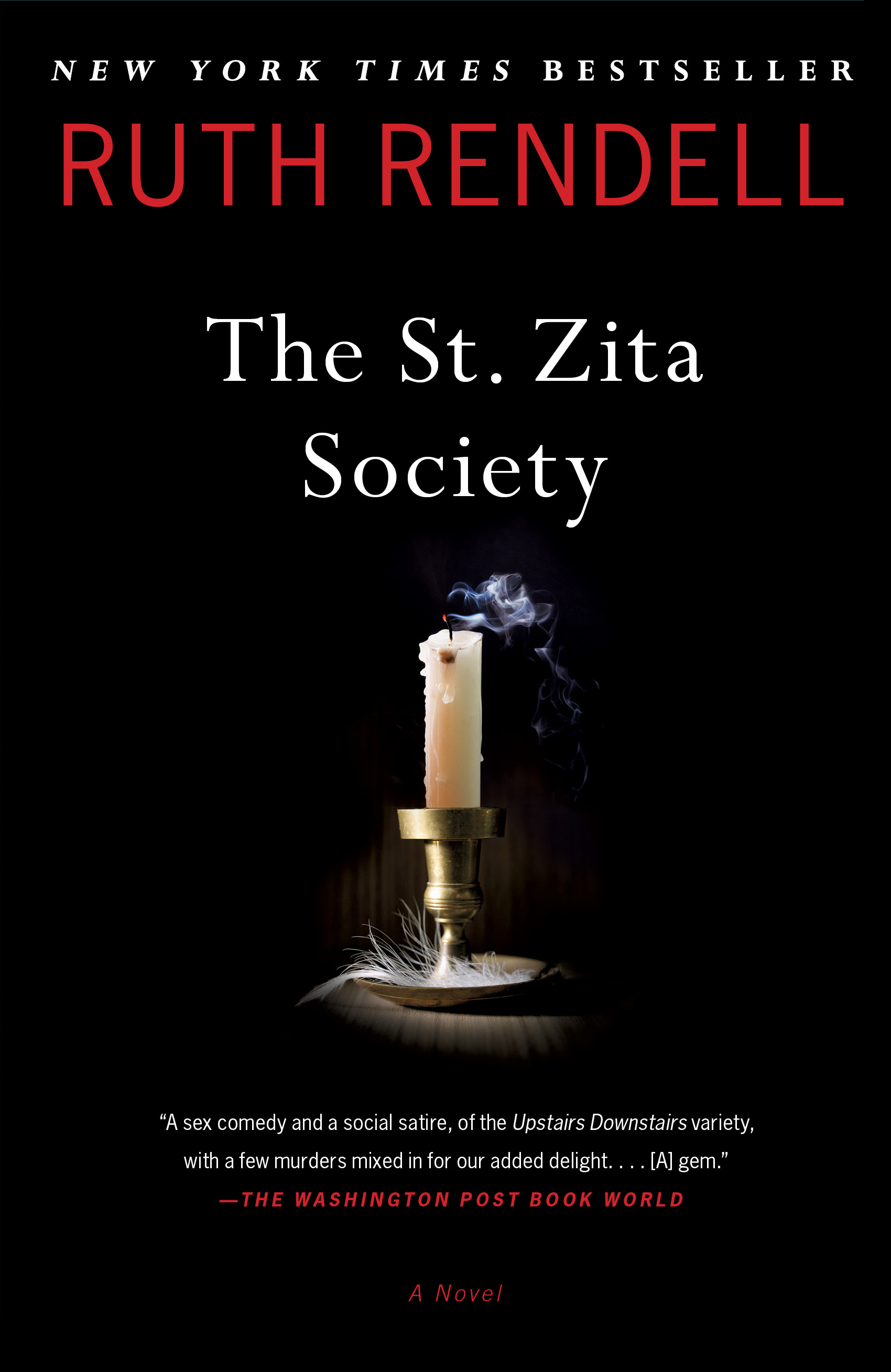 The St Zita Society Book by Ruth Rendell Official Publisher Page Simon & Schuster