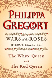 Philippa Gregory's Wars of the Roses 2-Book Boxed Set