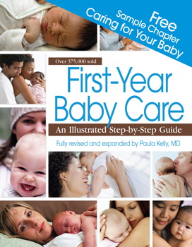 "Free Chapter ""Caring for your Baby"" from First-Year Baby Care"
