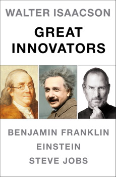 Walter Isaacson Great Innovators e-book boxed set