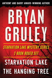 Bryan Gruley's Starvation Lake Mystery Series 2-Book Boxed Set