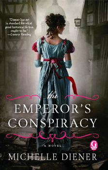 The Emperor's Conspiracy book cover