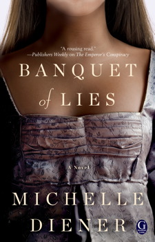 Banquet of Lies book cover