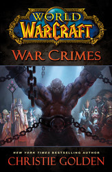World of Warcraft: War Crimes book cover