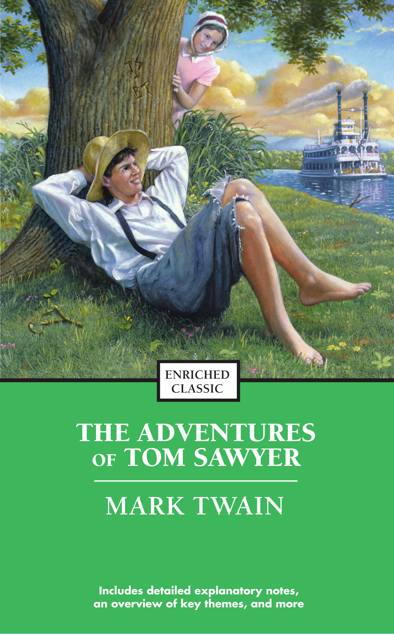 Tom sawyer writer