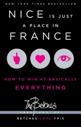 Nice Is Just a Place in France book cover