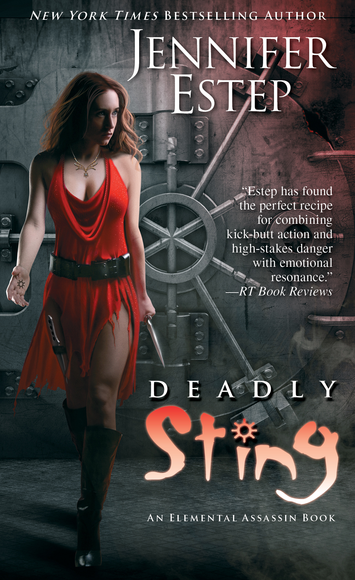Book Cover Image (jpg): Deadly Sting