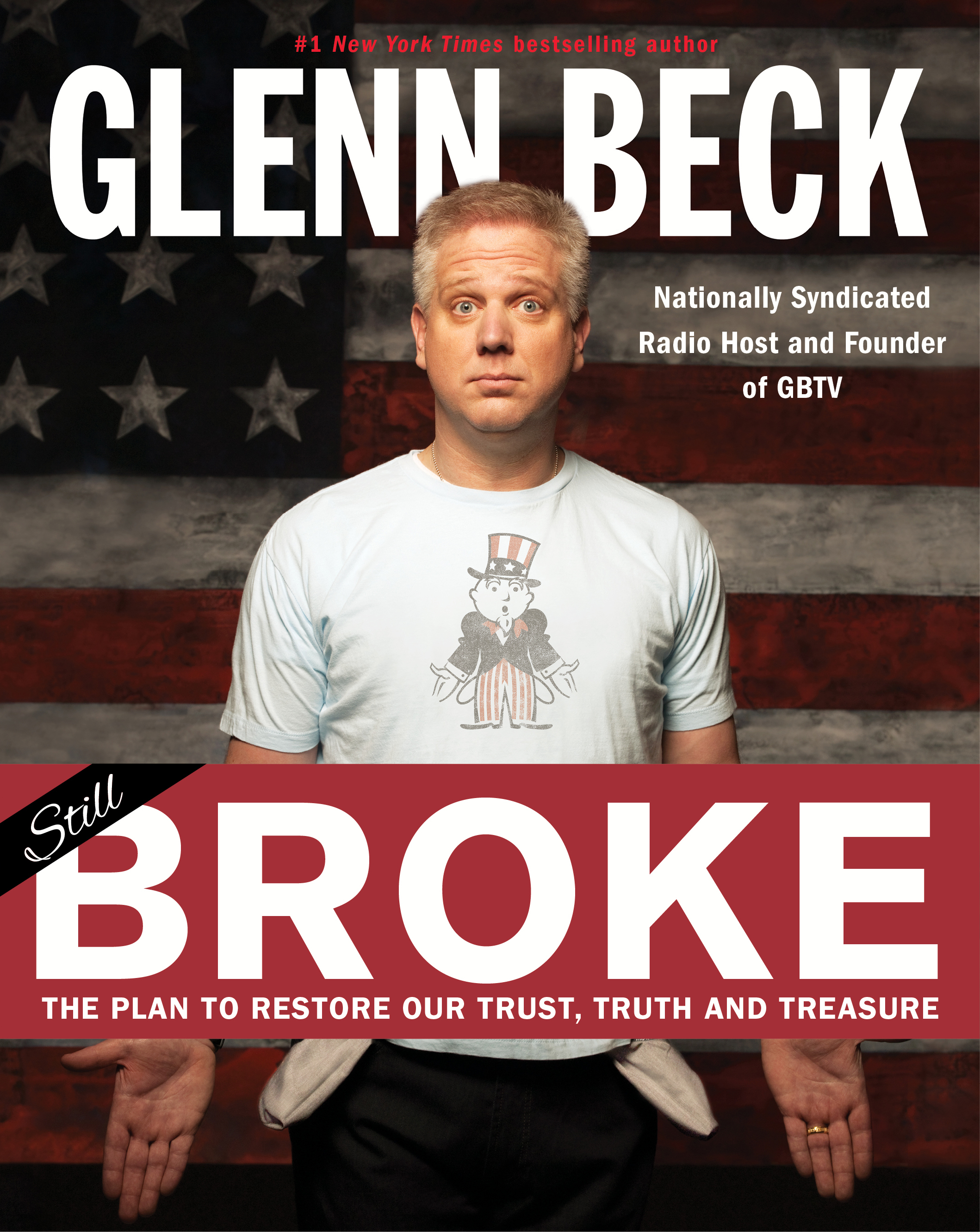 Broke | Book by Glenn Beck, Kevin Balfe | Official Publisher Page ...