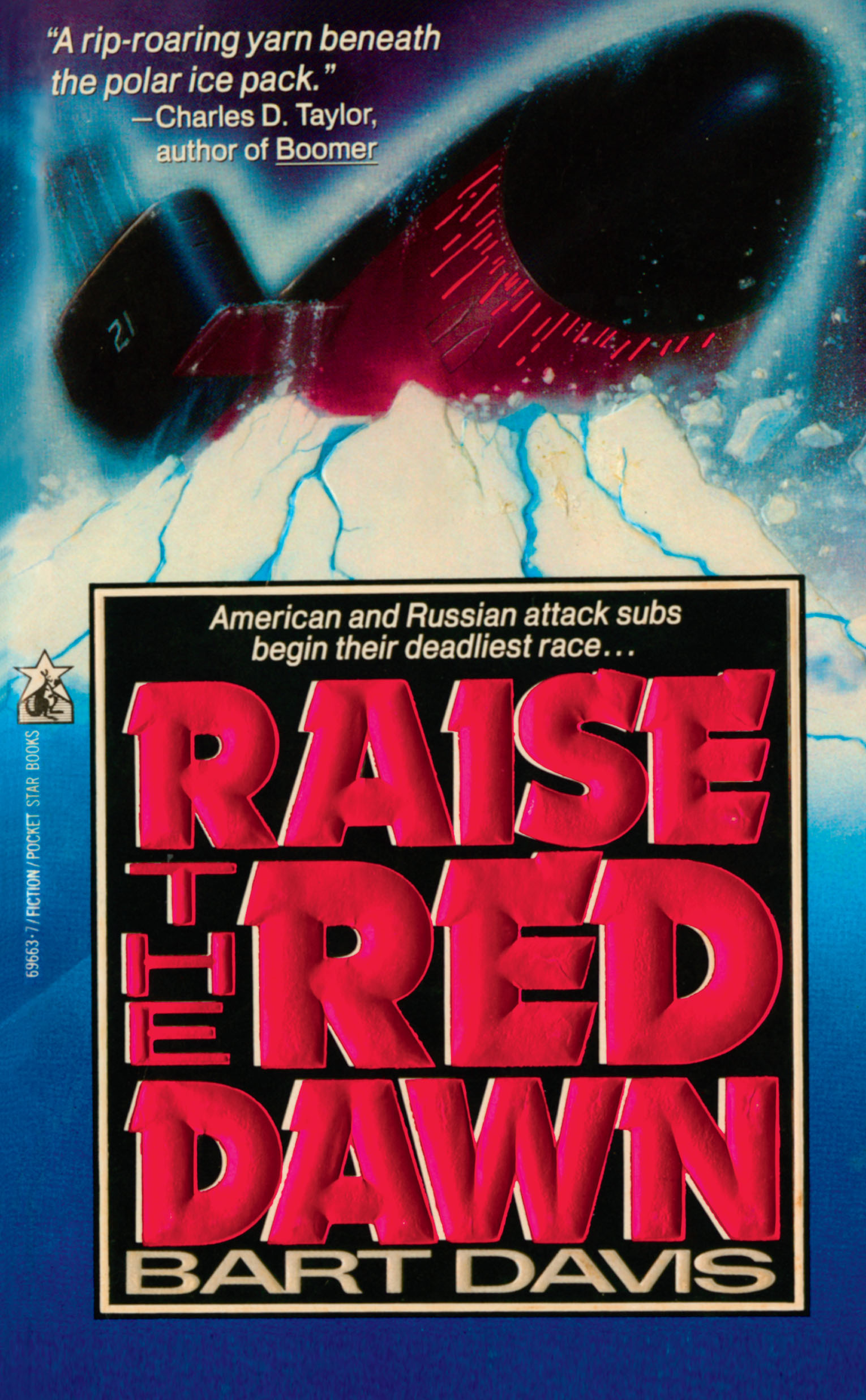 Raise The Red Dawn Book By Bart Davis Official border=