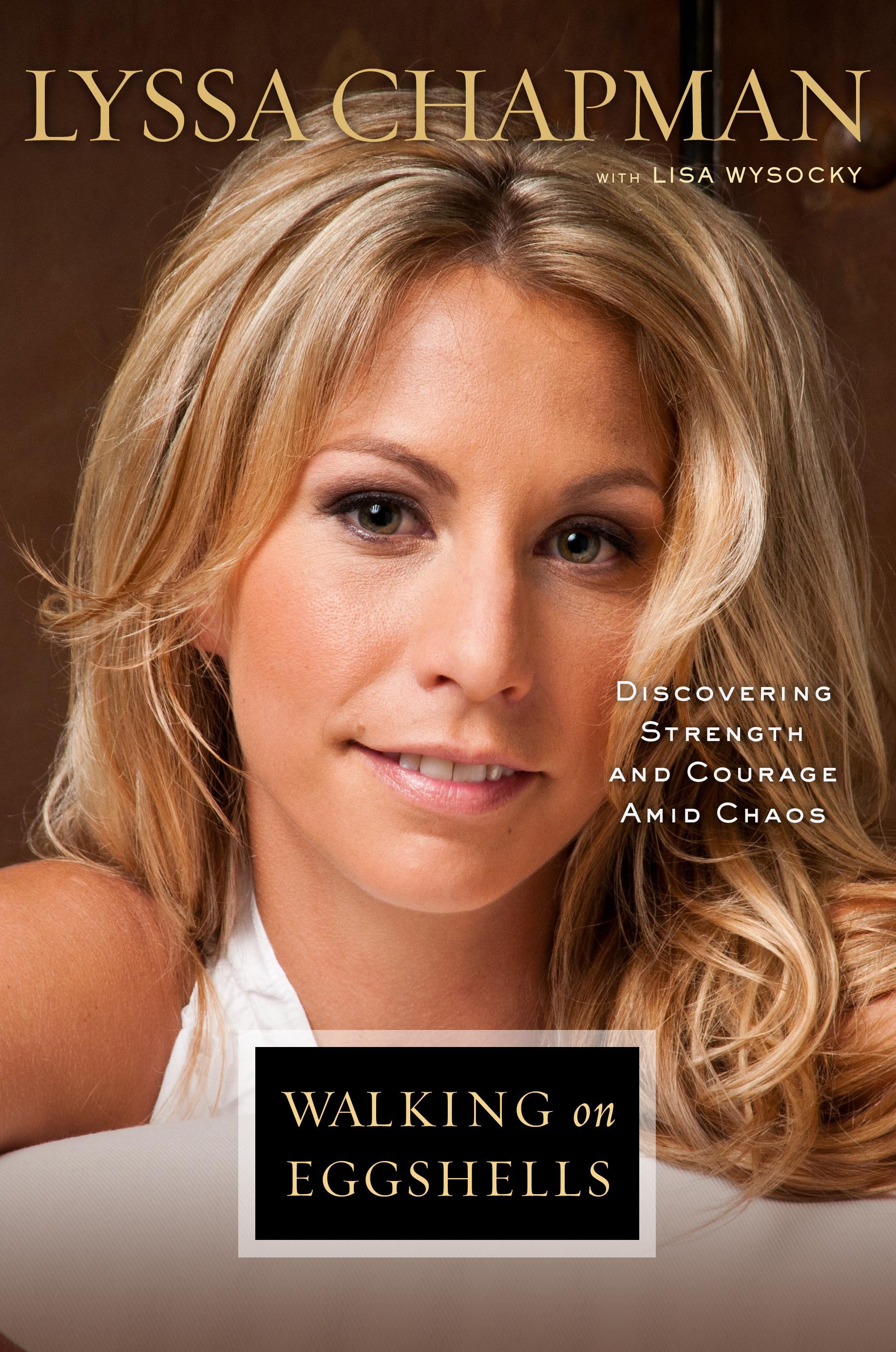 Walking on eggshells book by lyssa chapman lisa wysocky for How many kids does beth chapman have