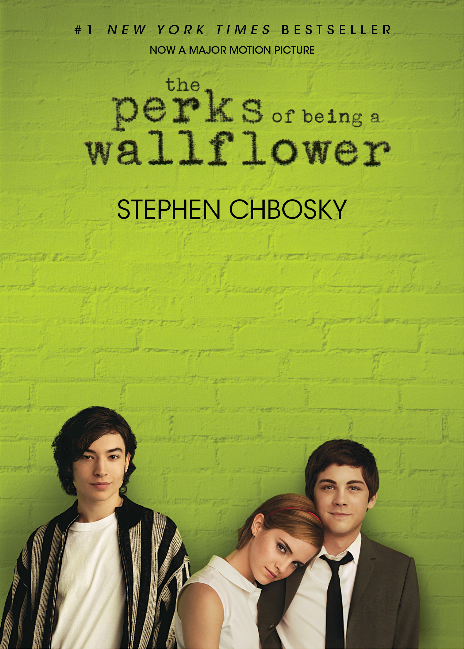 stephen chbosky books list
