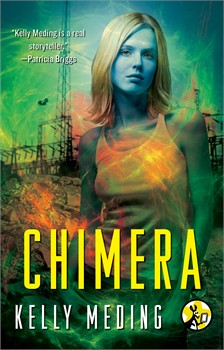 Chimera book cover
