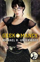 Geekomancy book cover