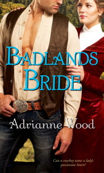 Badlands Bride book cover