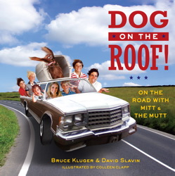 Dog on the Roof!