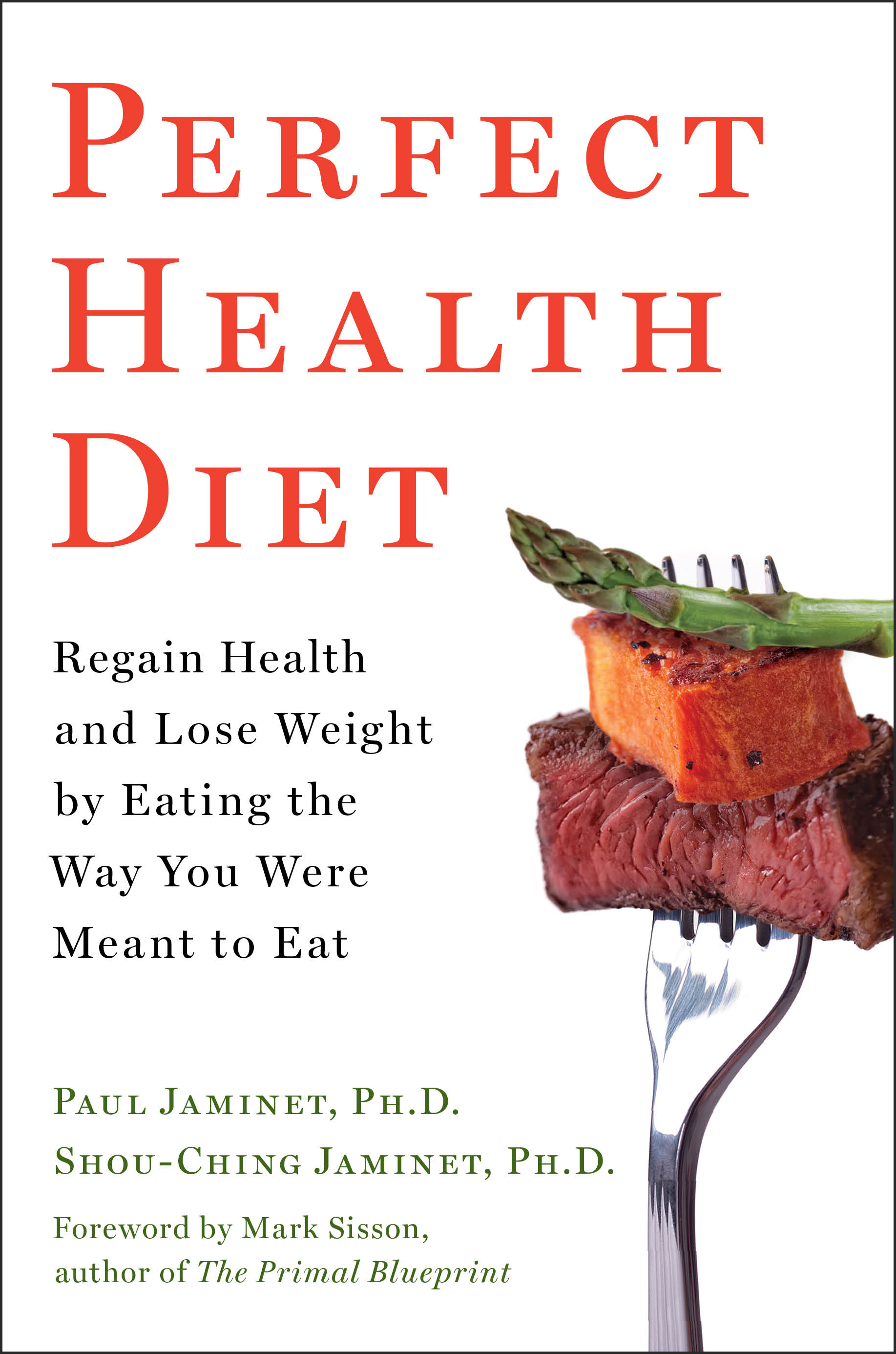 Mark Sisson Diet perfect health diet | bookpaul jaminet, shou-ching jaminet