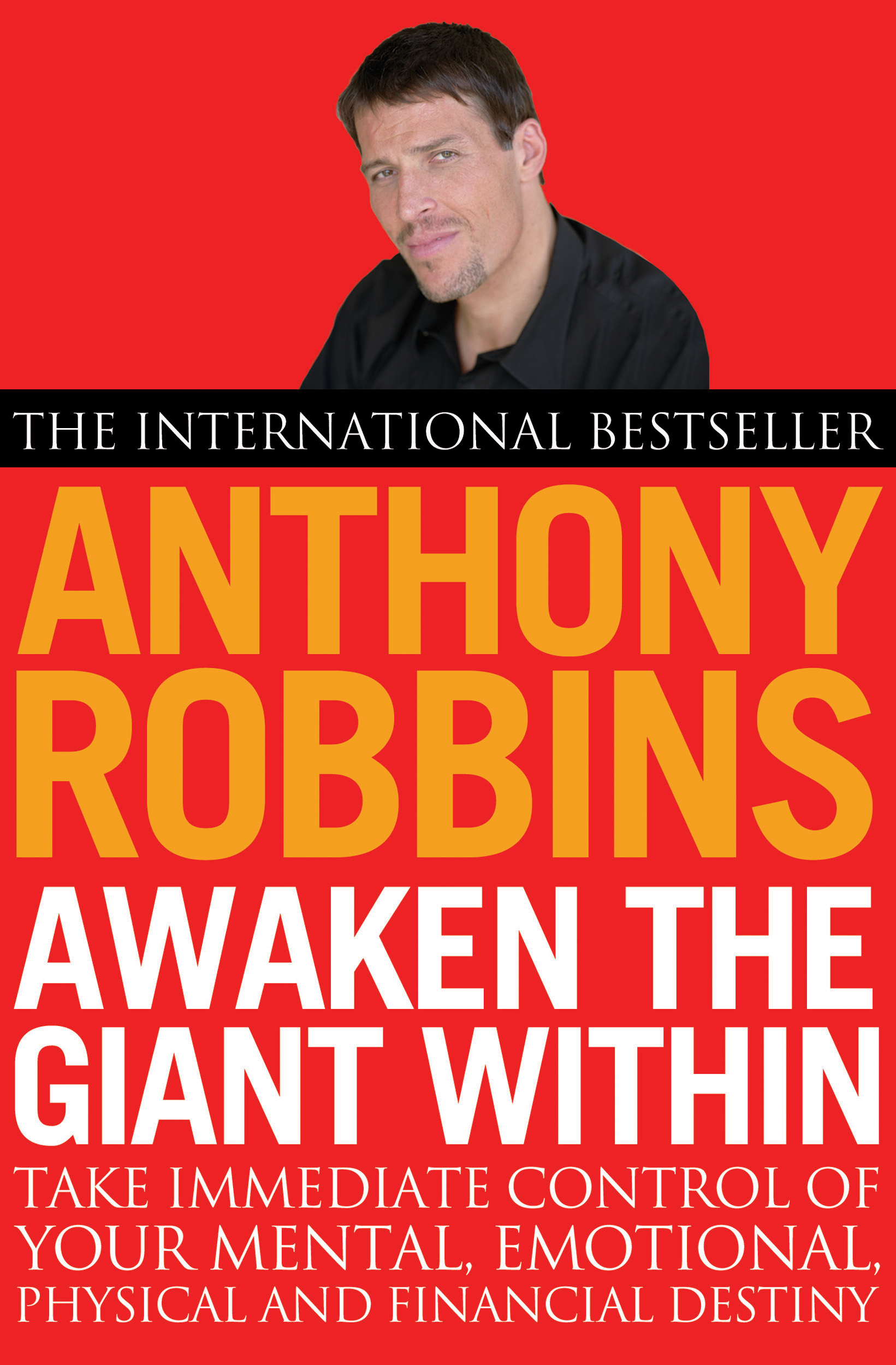 Awaken the giant within by anthony robbins free pdf